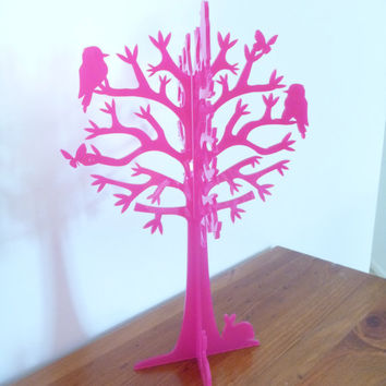 jewellery display tree choose your own colour by ikandi11 on Etsy