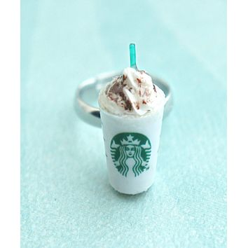 Starbucks Frappuccino Ring