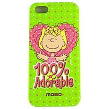 Mobo ECDIPH5SNS08 Snoopy Case for iPhone 5 - Green