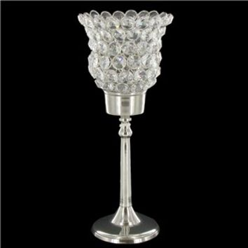 Crystal gem votive candle holder with from hobby lobby for Hobby lobby jewelry holder