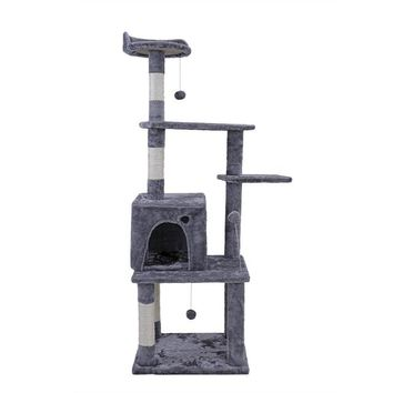 Cat Furniture Cat Condo Tower Climbing Tree Frame In 3 Sizes