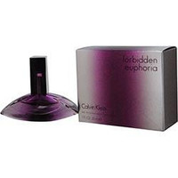 Euphoria Forbidden By Calvin Klein Eau De Parfum Spray 1 Oz