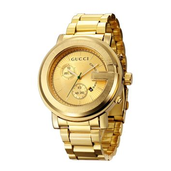 Gucci Woman Men Fashion Quartz Watches Wrist Watch G-PS-XSDZBSH