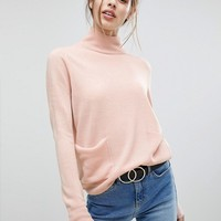 Vero Moda Front Pocket Sweater at asos.com
