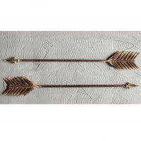 Metal Arrow Set of 2