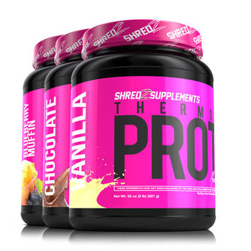 SHREDZ Thermogenic Protein Made For Women – 2LB