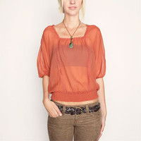 FULL TILT Peasant Womens Top 183057313 | blouses & shirts | Tillys.com