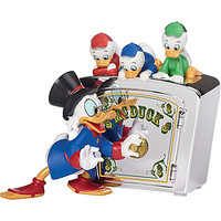 Precious Moments Disney Duck Tales Bank