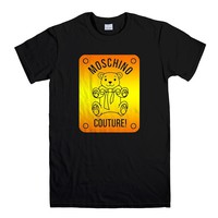 MOSCHINO TEDDY BEAR COUTURE Men's T-Shirt