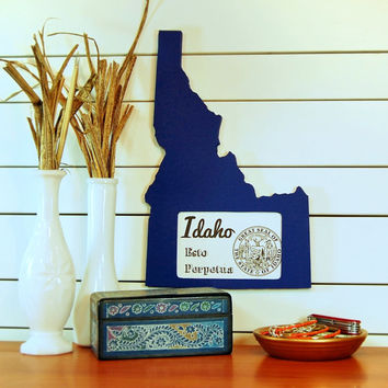Idaho picture frame 4x6