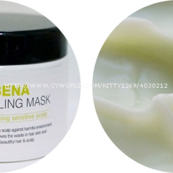 HELLO EVERYBODY | Verbena Scalp Scaling Mask
