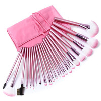 Makeup Brush Set 22 pcs Superior With Professional Soft Cosmetic Bag