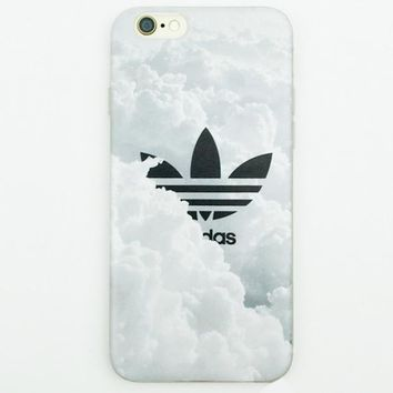 ADIDAS The cloud following from the iphone 6 plus apple s soft shell case full package