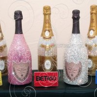 Crystallize your favorite Bottle of Champange or Wine