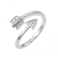 """Cool Arrow"" Ring"