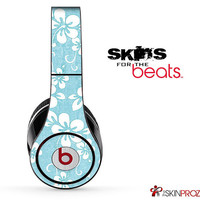 Hawaiian Skin For The Beats by Dre Studio, Solo, Pro, Mix-R or Wireless