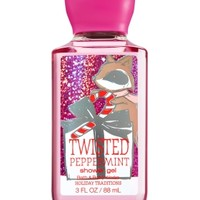 Travel Size Shower Gel Twisted Peppermint