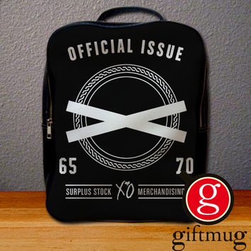Official Issue XO The Weeknd Backpack for Student