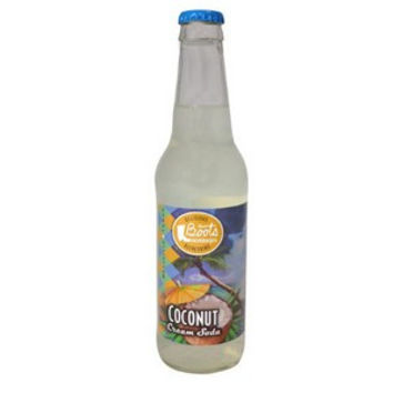 Boots Coconut Cream Soda