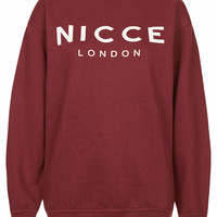 **Nicce London Sweater by Nicce