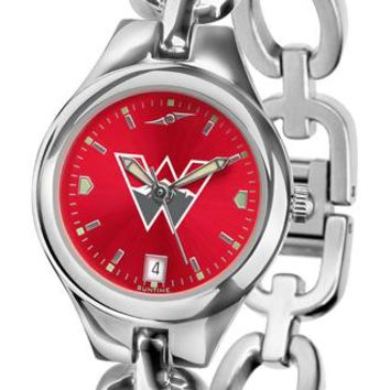 Western State Colorado University Mountaineers Eclipse AnoChrome Watch