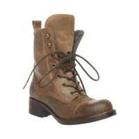 Steve Madden - LINETTE TAUPE LEATHER
