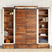 Yorkville Sliding Door Entertainment Cabinet                       | Robert Redford's Sundance Catalog