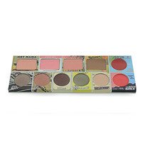 Balm Story Cosmetics 11 Colors Nude tude Volume blush Palette Thebalm Make Up Face Makeup blush