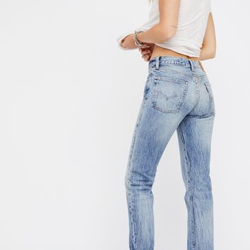 Free People 501 Original Selvedge Jeans