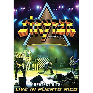 STRYPER: GREATEST HITS - LIVE IN