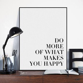 Minimalist Black Motivational Life Quotes A4 Art Print Poster Wall Art Picture Modern Nordic Home Decor Canvas Painting No Frame