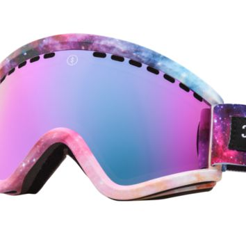 Electric - Egv Stardust +Bl Goggles, Bronze/Pink Chrome Lenses