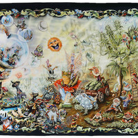 Mike DuBois - Gnome Dream - Tapestry