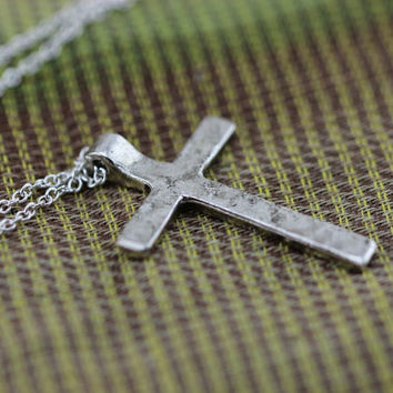 Buffy the Vampire Slayer Vampire Cross pendant necklace Christmas gifts N739
