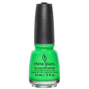 China Glaze - In The Lime Light 0.5 oz - #70640