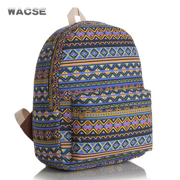 Back To School On Sale College Hot Deal Comfort Stylish Vintage Canvas Casual Korean Bags Backpack [8097971847]