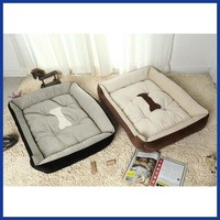 Plus Size Large Dog Bed Kennel With a Mat.