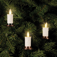The Most Realistic Tree Candles - Hammacher Schlemmer
