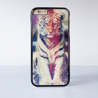 Tiger Plastic Case Cover for Apple iPhone 6 6 Plus 4 4s 5 5s 5c