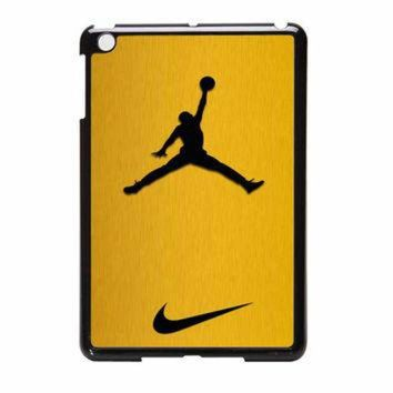 LMFUG7 Nike Air Jordan Golden Gold iPad Mini Case