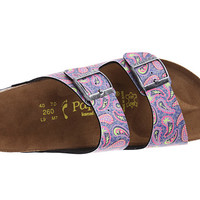 Birkenstock Arizona by Papillio Hippie Flowers Multi Birko-Flor™ - Zappos.com Free Shipping BOTH Ways