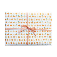 Orange Wrapping Sheets