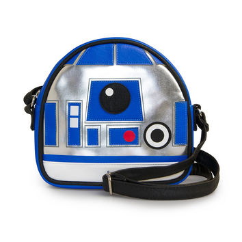 Star Wars Loungefly R2-D2 Crossbody Shoulder Bag