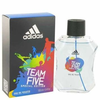 Adidas Team Five by Adidas Eau De Toilette Spray 3.4 oz (Men)