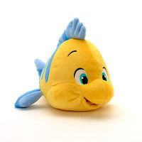 Disney Flounder Small Soft Toy | Disney Store