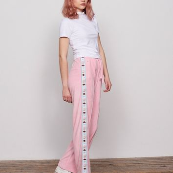 Esther Loves Oaf Heart Popper Trackpants - Everything - Categories - Womens