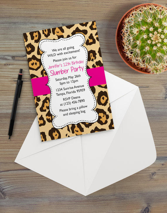 Instant Download - Cheetah Leopard Bright from CraftyParfait on