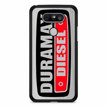 Duramax Diesel On Plate LG G5 Case