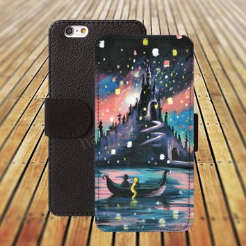 iphone 5 5s case dream light Lantern colorful iphone 4/4s iPhone 6 6 Plus iphone 5C Wallet Case,iPhone 5 Case,Cover,Cases colorful pattern L295
