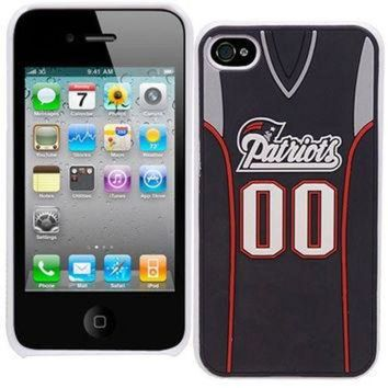 LMFON NFL New England Patriots Jersey Hard Iphone Case